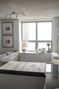 92 Amazing Living Room Designs and Ideas for Your Studio Apartment 2857