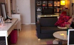92 Amazing Living Room Designs And Ideas For Your Studio Apartment 86