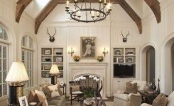 92 Beautiful Living Room Ceilings For Your Living Room Design Inspiration 12