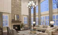92 Beautiful Living Room Ceilings For Your Living Room Design Inspiration 22
