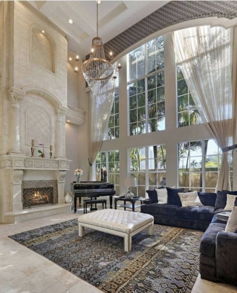 92 Beautiful Living Room Ceilings for Your Living Room Design Inspiration 4190