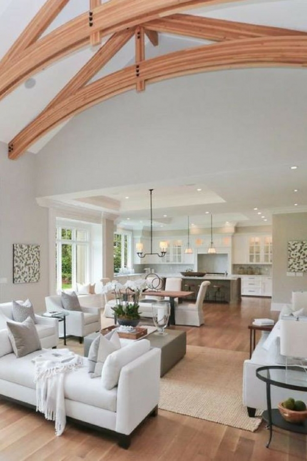 92 Beautiful Living Room Ceilings for Your Living Room Design Inspiration 4193