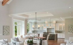 92 Beautiful Living Room Ceilings For Your Living Room Design Inspiration 34