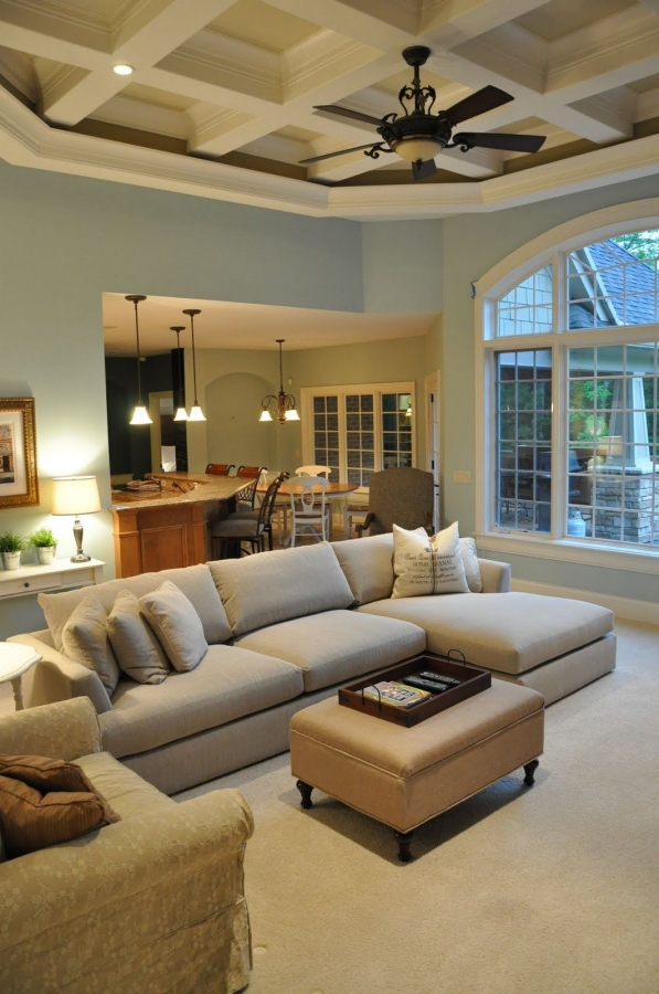 92 Beautiful Living Room Ceilings for Your Living Room Design Inspiration 4231