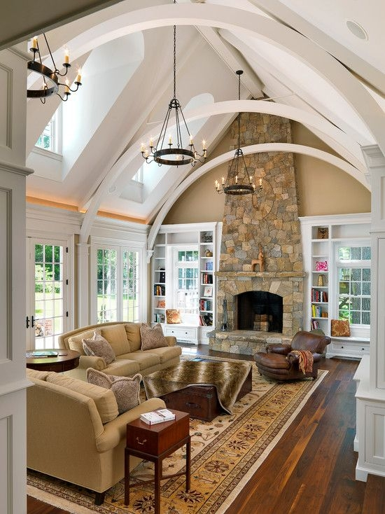 92 Beautiful Living Room Ceilings for Your Living Room Design Inspiration 4248