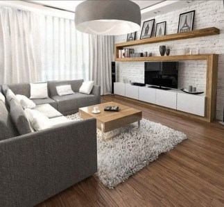 Furniture Layout Tips To Make A Living Room Look Bigger 17