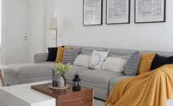 Furniture Layout Tips To Make A Living Room Look Bigger 19