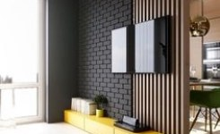 55 Tv Feature Wall Design Ideas 52