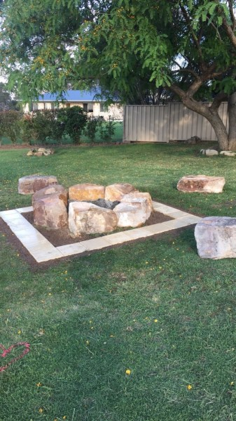 69 Backyard Firepit Design that Inspires - How to Improve Your Landscape with A Backyard Firepit 6432