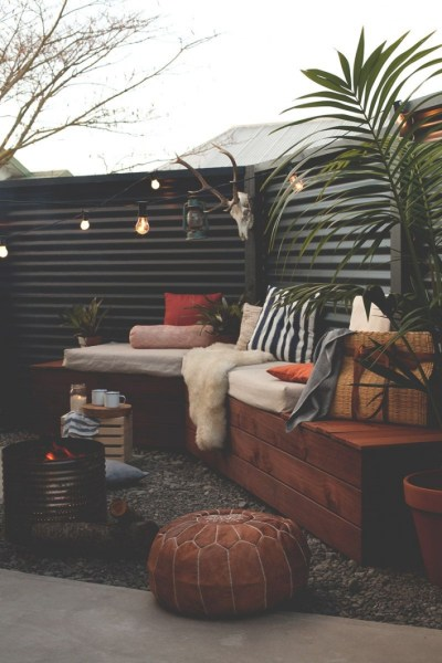 69 Backyard Firepit Design that Inspires - How to Improve Your Landscape with A Backyard Firepit 6461