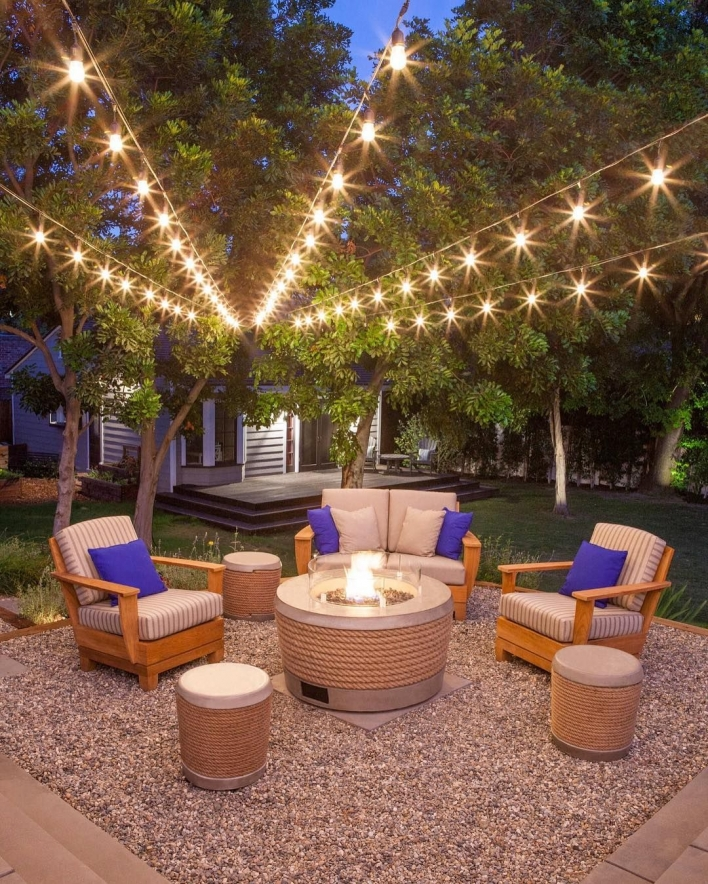 69 Backyard Firepit Design that Inspires - How to Improve Your Landscape with A Backyard Firepit 6462