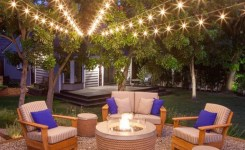 69 Backyard Firepit Design That Inspires How To Improve Your Landscape With A Backyard Firepit 46