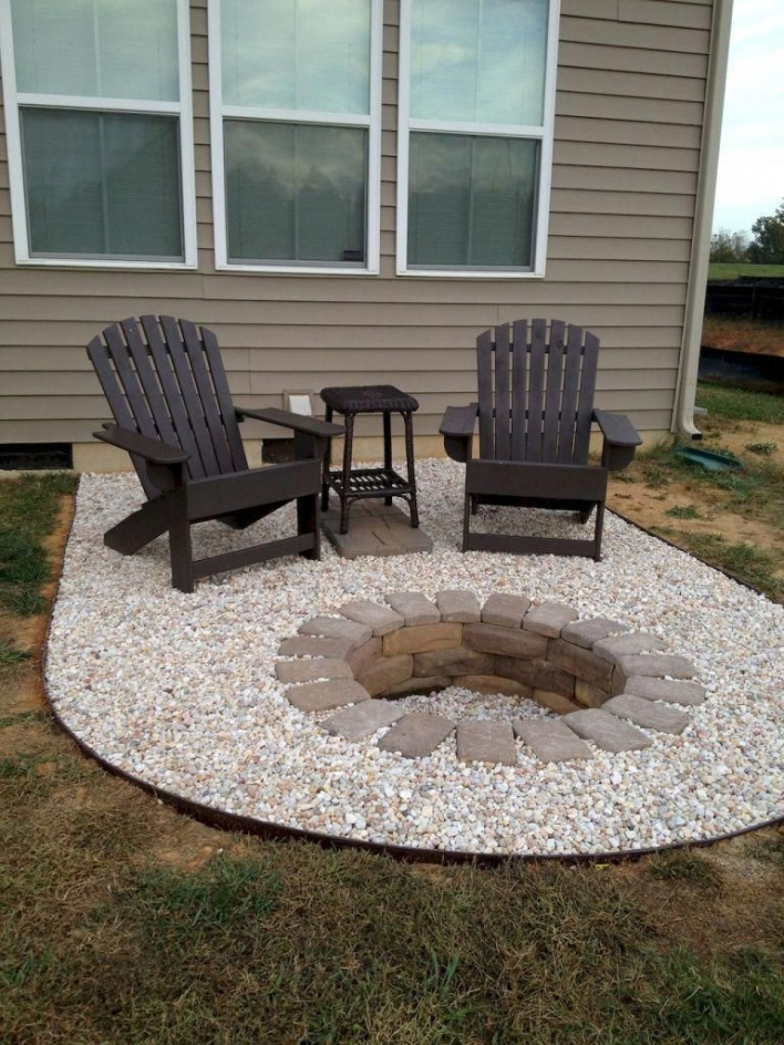 69 Backyard Firepit Design that Inspires - How to Improve Your Landscape with A Backyard Firepit 6463