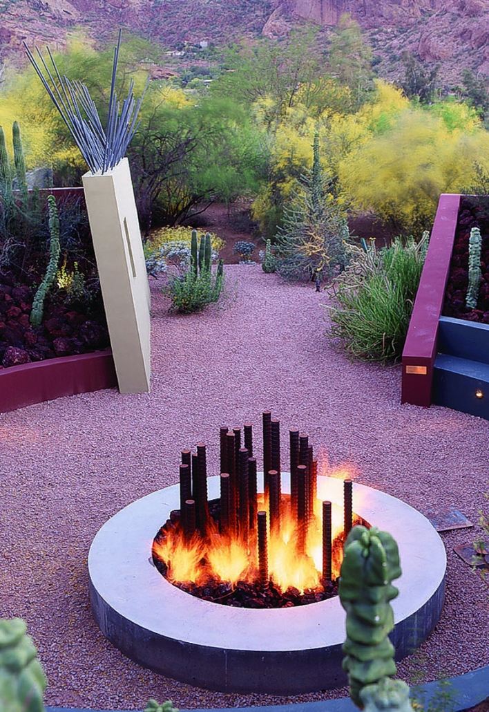 69 Backyard Firepit Design that Inspires - How to Improve Your Landscape with A Backyard Firepit 6467