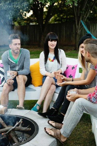 69 Backyard Firepit Design that Inspires - How to Improve Your Landscape with A Backyard Firepit 6472