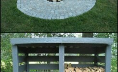 69 Backyard Firepit Design That Inspires How To Improve Your Landscape With A Backyard Firepit 63