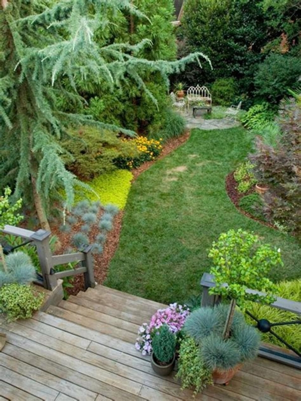 72 Amazing Front Yard Landscaping for Plans 4451