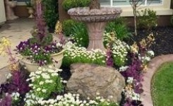 72 Amazing Front Yard Landscaping For Plans 34