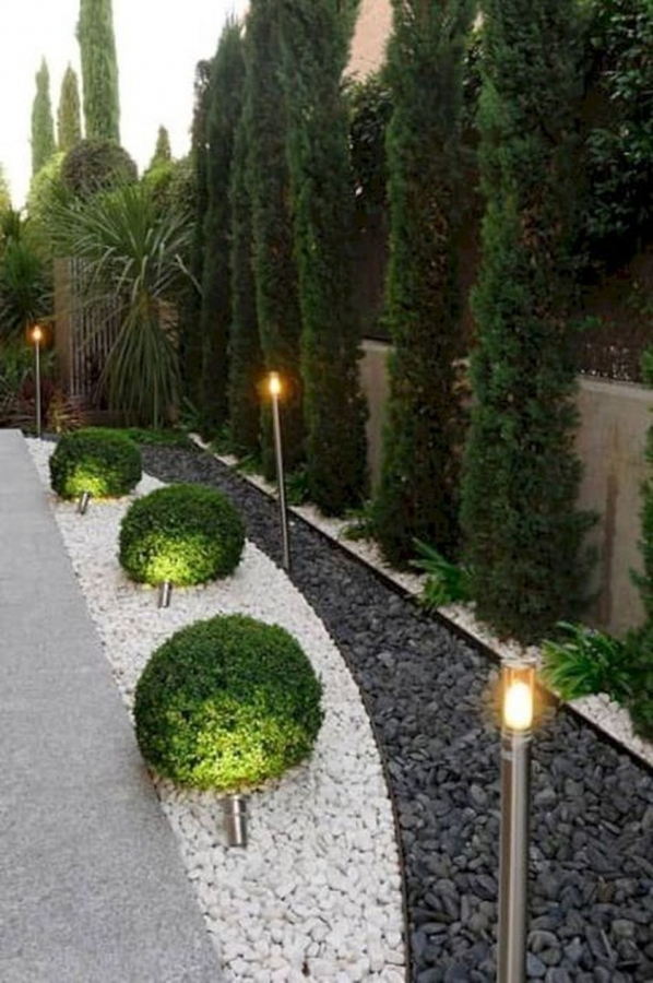 72 Amazing Front Yard Landscaping for Plans 4484