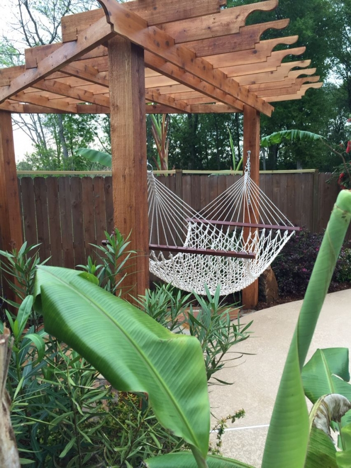 84 Backyard Decoration Ideas for Transform Your Backyard with A Quality Wood Pergola or Arbor 6366
