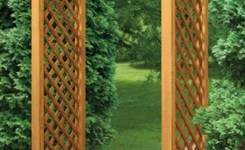 84 Backyard Decoration Ideas For Transform Your Backyard With A Quality Wood Pergola Or Arbor 69