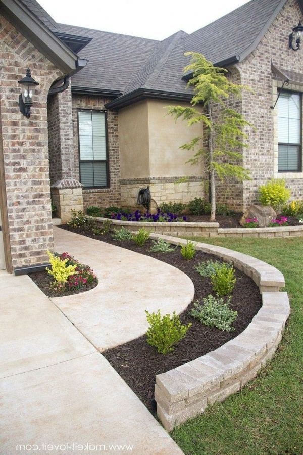 89 Best Choices Front Yard Landscaping Ideas On A Budget 4590