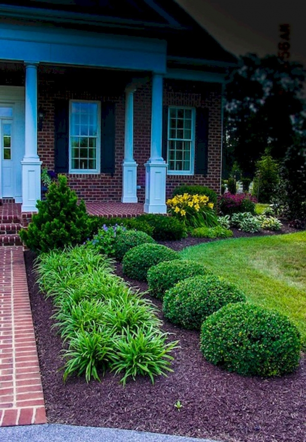 89 Best Choices Front Yard Landscaping Ideas On A Budget 4593