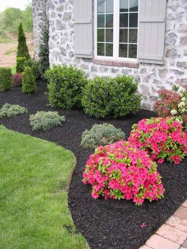 89 Best Choices Front Yard Landscaping Ideas On A Budget 4597