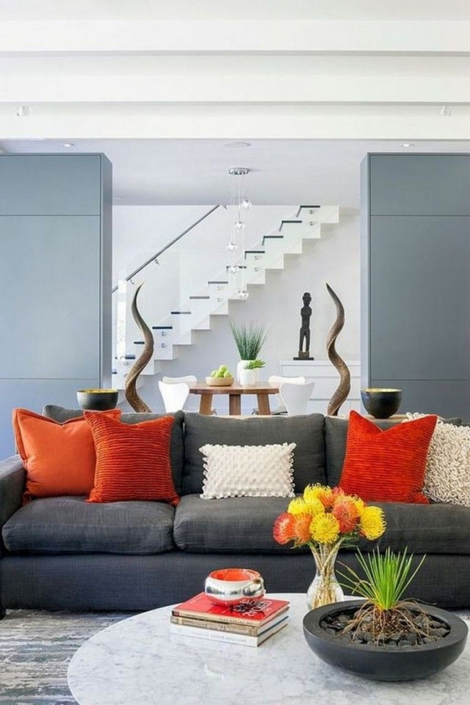 90 attractive Interior Design Color Schemes From Various Rooms 5255