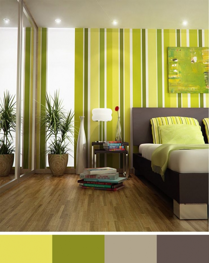 90 attractive Interior Design Color Schemes From Various Rooms 5279