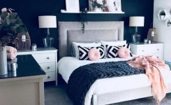 90 Attractive Interior Design Color Schemes From Various Rooms 39