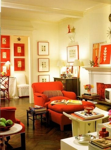 90 attractive Interior Design Color Schemes From Various Rooms 5283