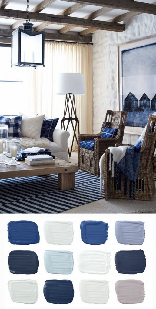 90 attractive Interior Design Color Schemes From Various Rooms 5286