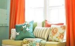 90 Attractive Interior Design Color Schemes From Various Rooms 68