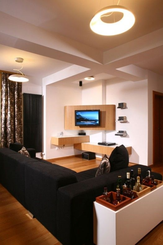 90 Most Popular Wall Mount Tv Ideas for Living Room 4642