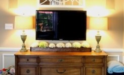 90 Most Popular Wall Mount Tv Ideas For Living Room 31