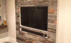 90 Most Popular Wall Mount Tv Ideas For Living Room 45