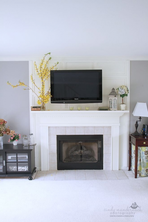 90 Most Popular Wall Mount Tv Ideas for Living Room 4663