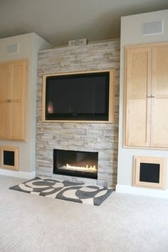 90 Most Popular Wall Mount Tv Ideas for Living Room 4668