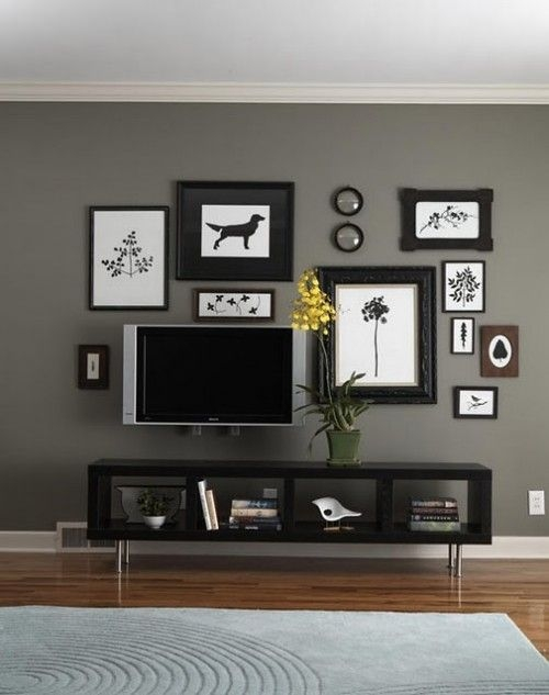 90 Most Popular Wall Mount Tv Ideas for Living Room 4669