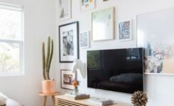 90 Most Popular Wall Mount Tv Ideas For Living Room 79