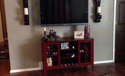 90 Most Popular Wall Mount Tv Ideas For Living Room 84
