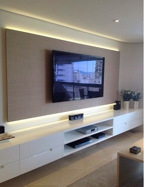 90 Most Popular Wall Mount Tv Ideas for Living Room 4616