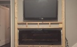 90 Wall Mount Tv Ideas For Small Living Room 14
