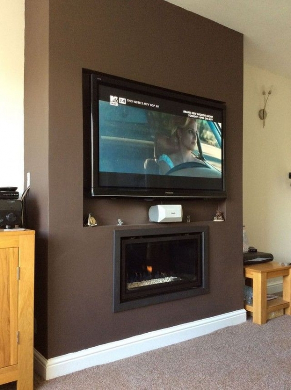 90 Wall Mount Tv Ideas for Small Living Room 4733