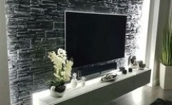 90 Wall Mount Tv Ideas For Small Living Room 33