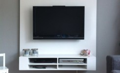 90 Wall Mount Tv Ideas For Small Living Room 58