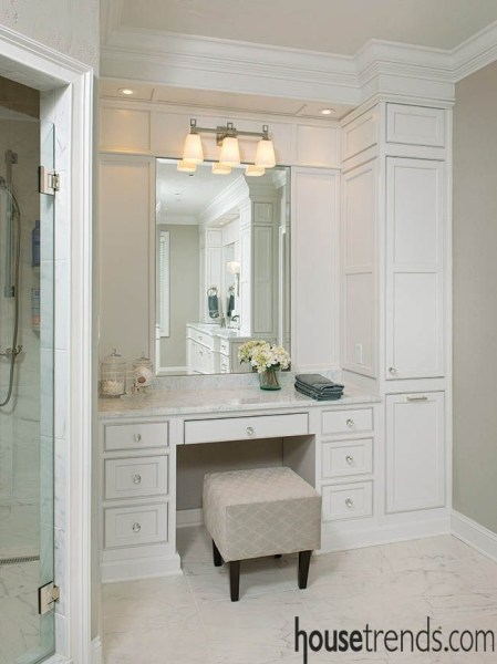 91 Bathroom Vanity Cabinet Designs - How to Define Your Vanity Style and Create A Beautiful Bathroom 5723