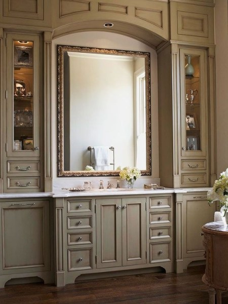91 Bathroom Vanity Cabinet Designs - How to Define Your Vanity Style and Create A Beautiful Bathroom 5726