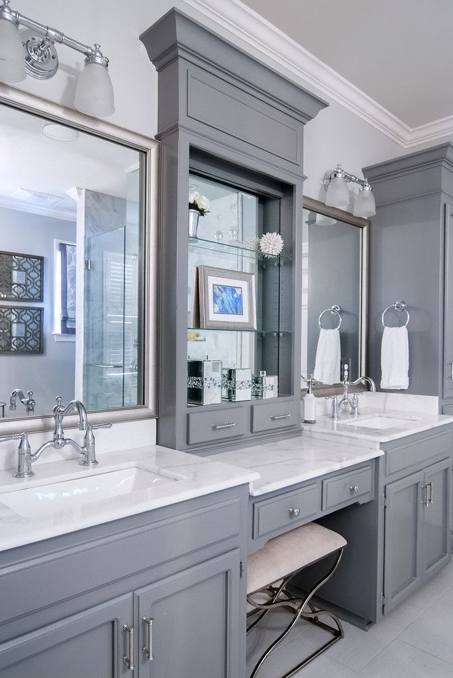 91 Bathroom Vanity Cabinet Designs - How to Define Your Vanity Style and Create A Beautiful Bathroom 5737